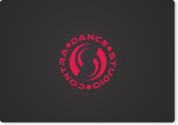 Propozycja logotypu 2 - monochromatyczna wersja  kolorystyczna