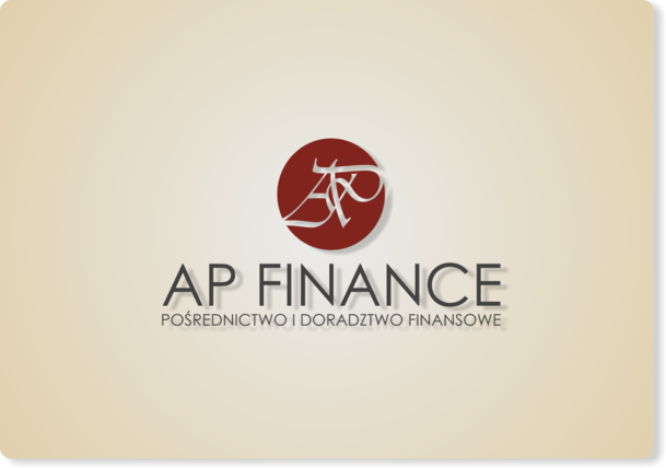 AP Finance - alternatywna propozycja logotypu 1