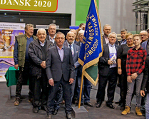 Gdańsk 2020 - sztandar