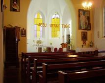 Kościół pw. Marii Magdaleny (wewnątrz)