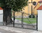 Buków - remont bramy