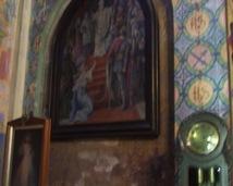 wnętrze świątyni