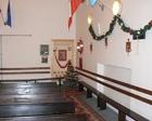 Wystrój kaplicy na Boże Narodzenie - fot. J. Mazur