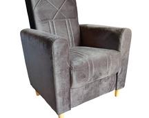 Fotel Gomez- nogi drewno