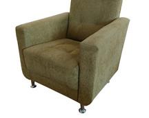 Fotel Malmo- nogi chrom