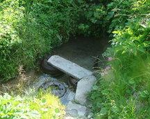 żródła rzeki Kalinianki