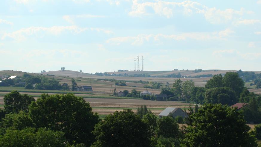 Wieże telekomunikacyjne w Strzeżowie