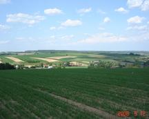 Malownicza panorama Kaliny