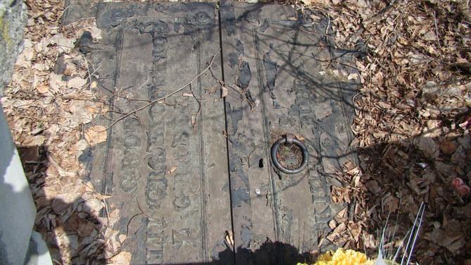 Grobowiec Dębskich