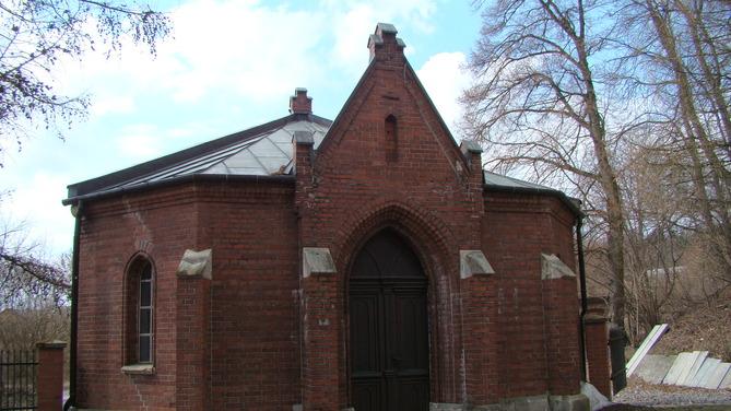 Przykościelna kaplica