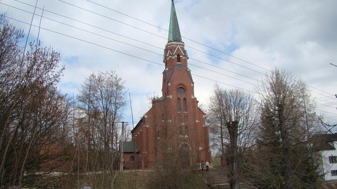 Kościół imienia NMP