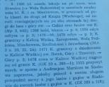 Słownik Historyczno-Geograficzny Województwa Krakowskiego W Średniowieczu