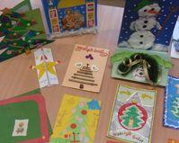 kartki biorące udział w konkursie