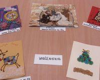 kartki biorące udział w konkursie  - szkoła podstawowa