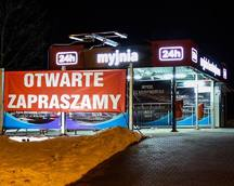 Myjnia Samoobsługowa 24h u Miśków w Korczynie