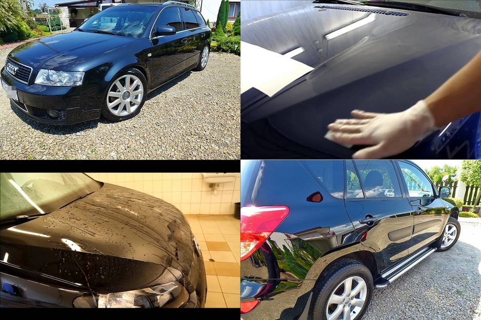 Powłoki ochronne: Każdy samochód i każdy lakier jest inny - jedne twarde jak skandynawskie Volvo, inne delikatne jak japońska Mazda. Aby na długo ochronić je przed zarysowaniami proponujemy zabezpieczenie lakieru powłokami ochronnymi.