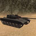 """Masz dość prowadzenia samochodu lub motocykla? Teraz masz szansę przejechać czołgiem zatłoczonymi drogami miejskimi lub na pustyni. Masz dwie mapy gier z realistyczną grafiką, możesz prowadzić dowolny samochód, naciskając """"F"""". Możesz także strzelać."""