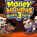 W grze Money Movers 3 grasz jako strażnik i jego lojalny towarzysz. Złap złodziei w więzieniu i przełącz się między dwoma postaciami. Baw się dobrze!