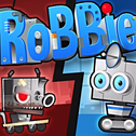 Po ciężkim dniu w pracy RoBBiE idzie do maszyny czyszczącej. RustiE, stary wyrzucony robot, zauważa, jak błyszczące RoBBiE stało się i chce zrobić to samo - ale maszyna odrzuca go i eksploduje powodując spustoszenie w fabryce robotów i zmieniając wszystkie złe roboty. Teraz RoBBiE może wyruszyć do fabryki w poszukiwaniu utraconych żetonów. Musisz pomóc mu rozwiązywać zagadki, unikać niebezpieczeństw, takich jak woda, elektryczność, lawa i oczywiście złe roboty - aby przywrócić pokój fabryce.