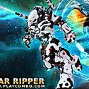 Zagraj w najbardziej wciągającą grę z systemem Star Ripper, Star Ripper został zamknięty na stacji kosmicznej, planuje ucieczkę, a on potrzebuje twojej pomocy, aby poprowadzić go przez korytarze, gdy zostanie wyrzucony! Poruszaj się po korytarzach stacji kosmicznej. Im więcej złamiesz pudełka i zbierzesz bonusy, tym wyższy będzie Twój wynik. Przejdź do portalu, aby przejść do następnego poziomu. Zbierz strój ochronny. Pomoże ci przedłużyć życie. Pociski pomogą ci zniszczyć broń.