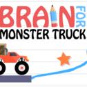 Gra logiczna Monster Truck.