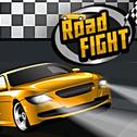 """Wszyscy lubią gry wyścigowe. Tak więc wymyśliliśmy świetną grę wyścigową """"Road Fight"""". Tak jak stara klasyczna gra w szachy, staraj się nie uderzać samochodem i zbierać jak najwięcej paliwa, aby trochę czasu i oczyścić poziom w niesamowity sposób. Kapitan Ameryka pojawi się, jeśli nie uderzysz w żadne samochody podczas wyścigów. Jest 8 poziomów w walce na drodze i 3 samochody do odblokowania. Więc przyspieszyć !!"""