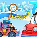 W Wheely 7, Wheely wyrusza jako detektyw, aby rozwiązać zagadkę kradzieży. Szukaj ukrytych wskazówek i znajdź złodziei!