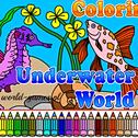 Jest to trzecia gra z serii gier kolorowanki o podwodnym świecie i rybach. Kolorowanki gry Podwodny świat 3 z pięknymi rybami i konika morskiego. Wybierz darmowy tryb gry i zaprojektuj kolorowy obraz, jak chcesz, lub wybierz tryb wyzwania i spróbuj zdobyć pięć gwiazdek. Jeśli wybierzesz tryb wyzwań, Twoim celem jest użycie podpowiedzi, aby zapamiętać kolory i stać się zwycięzcą. Po każdej minucie możesz ponownie użyć podpowiedzi.