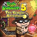 Dołącz Bob Robber na nową przygodę w Bob The Robber 5 Temple Adventure! Kradnij skarb ze świątyni, nie będąc złapanym. Nokautuj strażników, wyjmuj mumie i nie daj się złapać oczyma posągów. Baw się dobrze grając w Bob The Robber 5!