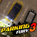 Zaparkuj samochód w Fury Parkowania 3. Ustaw pojazd na pustym miejscu bez uderzania w inne samochody lub przeszkody. Uważaj, aby nie uszkodzić samochodów.