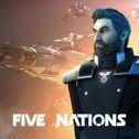 Five Nations to gra strategiczna science fiction w czasie rzeczywistym na platformy PC i przeglądarkę. Obejmuje taktyczną walkę w przestrzeni kosmicznej w czasie rzeczywistym połączoną z mikrozarządzaniem ekonomią, budową i produkcją, będzie grała zarówno w trybie dla jednego gracza, jak i dla wielu graczy. Mechanika RTS została stworzona na zamówienie, aby zapewnić pełną akcji rozgrywkę.