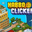 """Witamy w Habbo Clicker, całkowicie nowym zestawie w świecie """"Habbo""""! Zapraszamy do zarządzania własnym hotelem, wypełnionym niesamowitymi pokojami, obiektami i szalonymi gośćmi! Zarób swoją drogę do lepszego hotelu i odkryj wszystkie różne podłogi i motywy. To jest Habbo, jak nigdy wcześniej, ale w tym samym stylu, który sprawił, że stała się jedną z najpopularniejszych gier społecznościowych w historii!"""