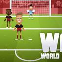 Weź udział w Pucharze Świata 2018 i zostań najlepszą drużyną piłkarską na świecie! Podejmij kary i oddaj piłkę do bramki. Wybierz spośród szerokiej gamy krajów, które biorą udział w Pucharze Piłkarskim 2k18. Zostań najlepszym piłkarzem świata w World Football Kick 2018!