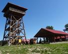 Wieża widokowa w FOJUTOWIE