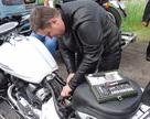 Akumulator z Yamahy wraca do Hondy CX 500