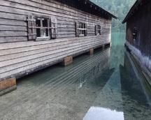 Garaże dla łodzi