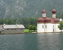 Kościół św. Bartłomieja - nasz pierwszy przystanek