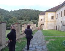 Zwiedzamy klasztor w Zlatej Kotunie