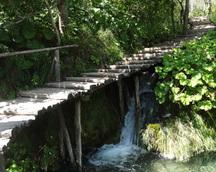 Piękna trasa wodokowa
