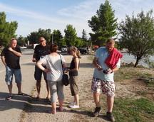 Zwiedzamy Starigrad