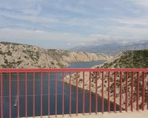 Przez most do Zadaru