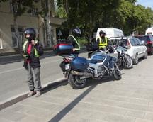 Jesteśmy w Zadarze szukamy parkingu