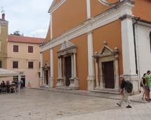 Zabudowa Zadaru