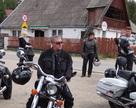 Zbyszek zaprosił nas na przejażdżkę do wsi Juszki w Wzydzkim Parku Krajobrazowym