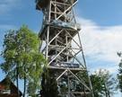 Wdzydze Kiszewskie wieża widokowa