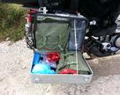 Prasowany kufer - żona kazała : )