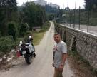 Droga do klasztoru Monte Casino