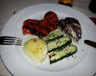 Nasze jedzonko 16 euro i nie ma co jeść : )