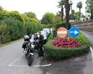 Dojechaliśmy do jeziora Garda - spotkamy się z resztą watahy : ))))