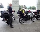 Kierujemy się na miejscowość UDINE - jesteśmy gdzieś na stacji benzynowej - kierunek Grado